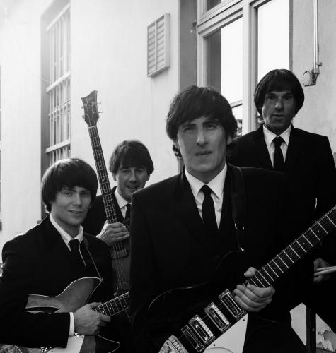 Silver Beatles Liverpool
